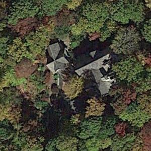 Andy Roddick & Brooklyn Decker's House (Google Maps)