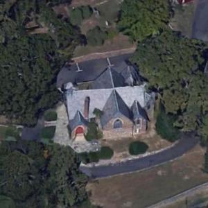 'All Saint's Memorial Church' by Richard Upjohn (Google Maps)