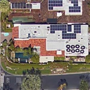 Barbara Boxer's House (Google Maps)