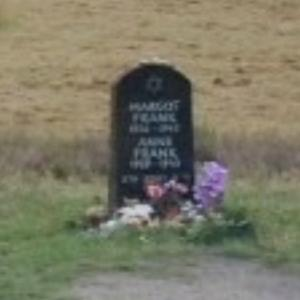 Anne and Margot Franks Memorial Stone (StreetView)