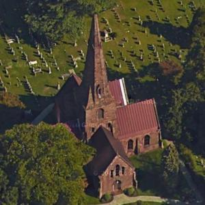 'St. Mary's Episcopal Church' by Richard Upjohn (Google Maps)