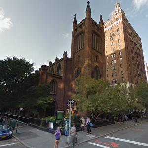'Church of the Ascension, Episcopal' by Richard Upjohn (StreetView)