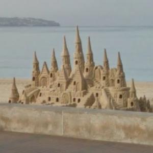 Sand Castle (StreetView)