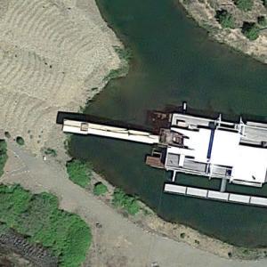 Gold Dredge (Google Maps)