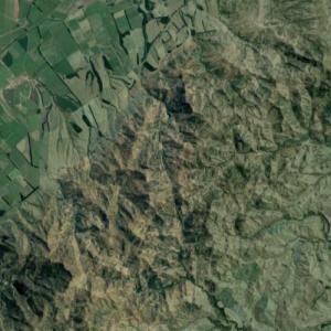 2016 Kaikoura earthquake epicenter (Google Maps)