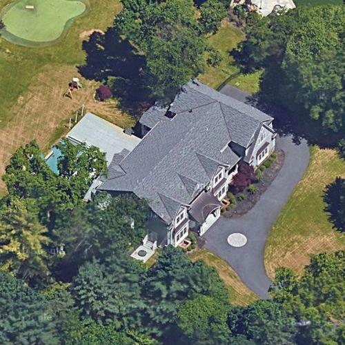 Kevin Jonas' House (Google Maps)