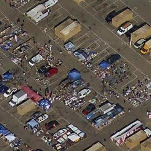 San Fernando Swap Meet (Google Maps)