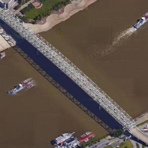Taylor-Southgate Bridge (Google Maps)