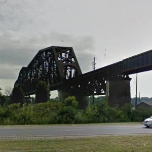 Sciotoville Bridge (StreetView)