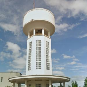 SANEPAR Water Tower (StreetView)