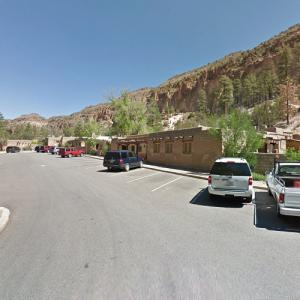 Bandelier CCC Historic District (StreetView)
