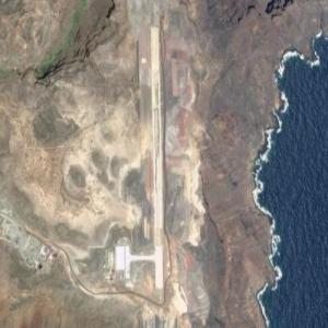 Saint Helena Airport (Google Maps)