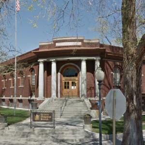 Chapman Branch Library (StreetView)