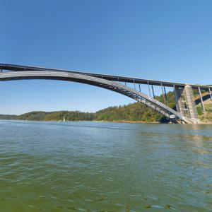 Žďákov Bridge (StreetView)