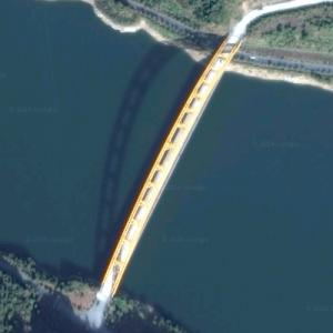 Chunan Nanpu Bridge (Google Maps)