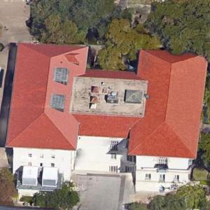 'Battle Hall' by Cass Gilbert (Google Maps)