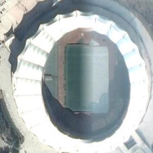 Qinhuangdao Olympic Sports Center Stadium (Google Maps)
