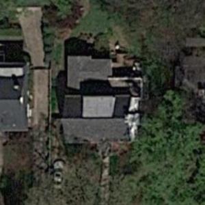 Mike Pence's Rental House (Google Maps)