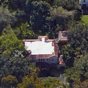 Photo: house/residence of the beautiful 25 million earning Los Angeles, California-resident