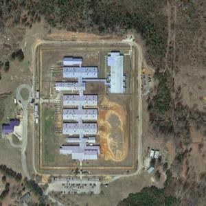 Bullock Correctional Facility (Google Maps)