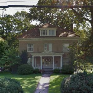 Irving Langmuir House (StreetView)