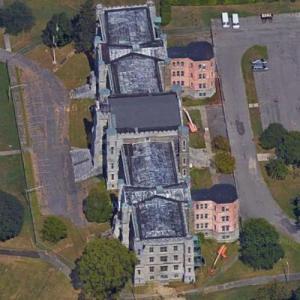 New York State Inebriate Asylum (Google Maps)
