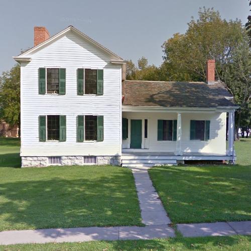 Elizabeth Cady Stanton House (StreetView)