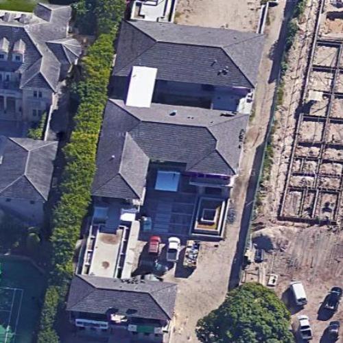 dj khaled's house in miami beach, fl (google maps)