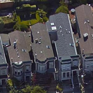 """Full House"" Exterior Filming Location (Google Maps)"