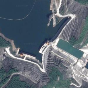 Goupitan Dam (Google Maps)