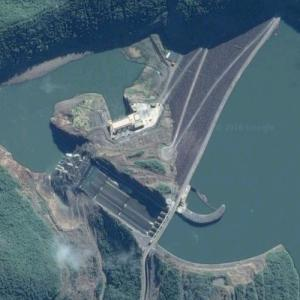 Barra Grande Hydroelectric Power Plant (Google Maps)