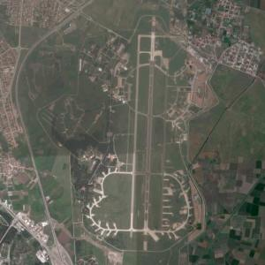 Balikesir Airport (Google Maps)