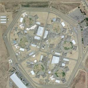 Avenal State Prison (Google Maps)