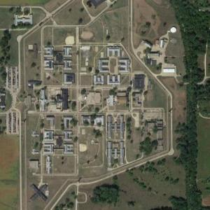 Dixon Correctional Center (Google Maps)