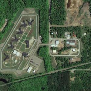Alger Correctional Facility (Google Maps)