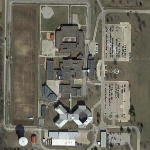 Iowa Medical and Classification Center (Google Maps)