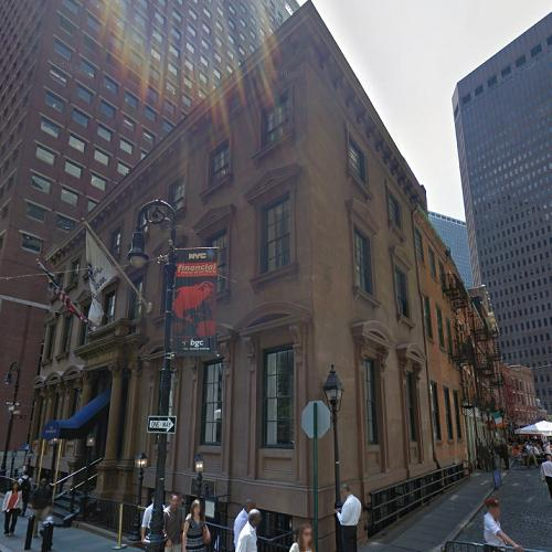 1 Hanover Square in New York, ...