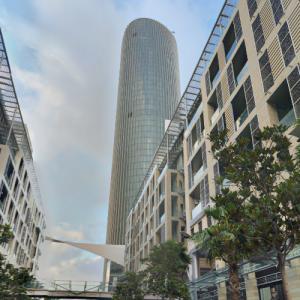 Rotana Hotel Amman (tallest building in Jordan) (StreetView)