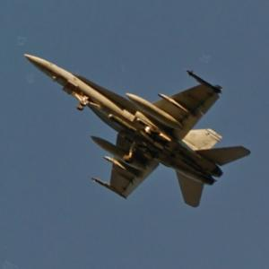 MAG 11 F/A-18 Hornet (StreetView)