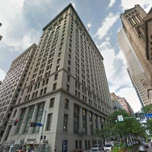 'Frick Building' by Daniel Burnham (StreetView)