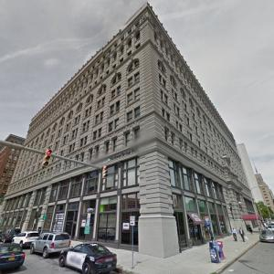 'Ellicott Square Building' by Daniel Burnham (StreetView)