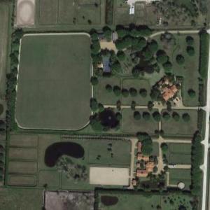 E. Hunter Harrison's $45M Horse Ranch (Google Maps)