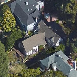 Janet Yellen & George Akerlof's House (Google Maps)
