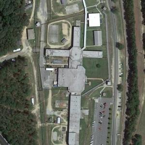 Hoke Correctional Institution (Google Maps)
