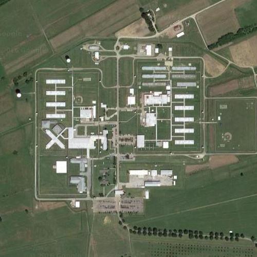 Elayn Hunt Correctional Center in St Gabriel, LA (Google Maps)