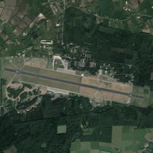 Jever Air Base (Google Maps)