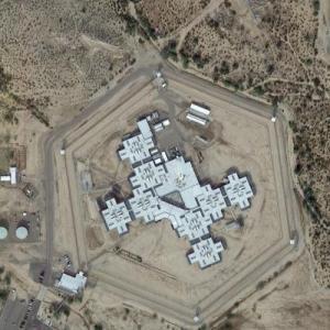 Map Of Arizona Prisons.Arizona State Prison Complex Eyman In Florence Az Virtual