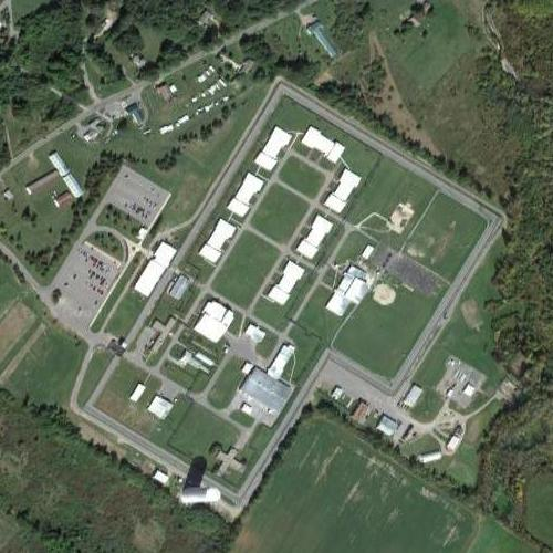 Cape Vincent Correctional Facility In Cape Vincent Ny