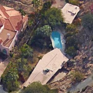Zsa Zsa Gabor's House (Former) (Google Maps)