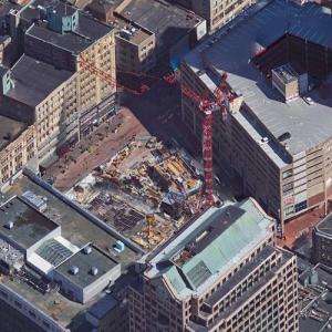Boston Millennium Tower (Under Construction (Google Maps)